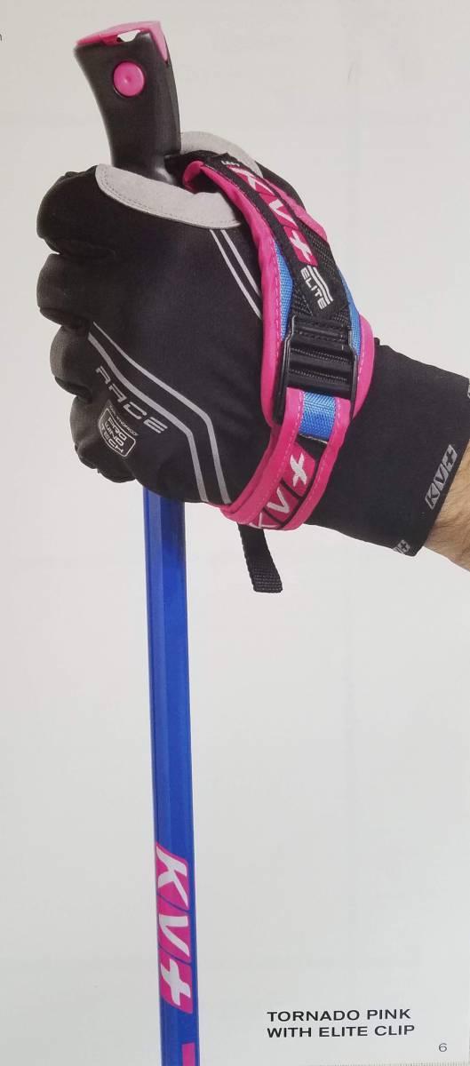 Detachable straps