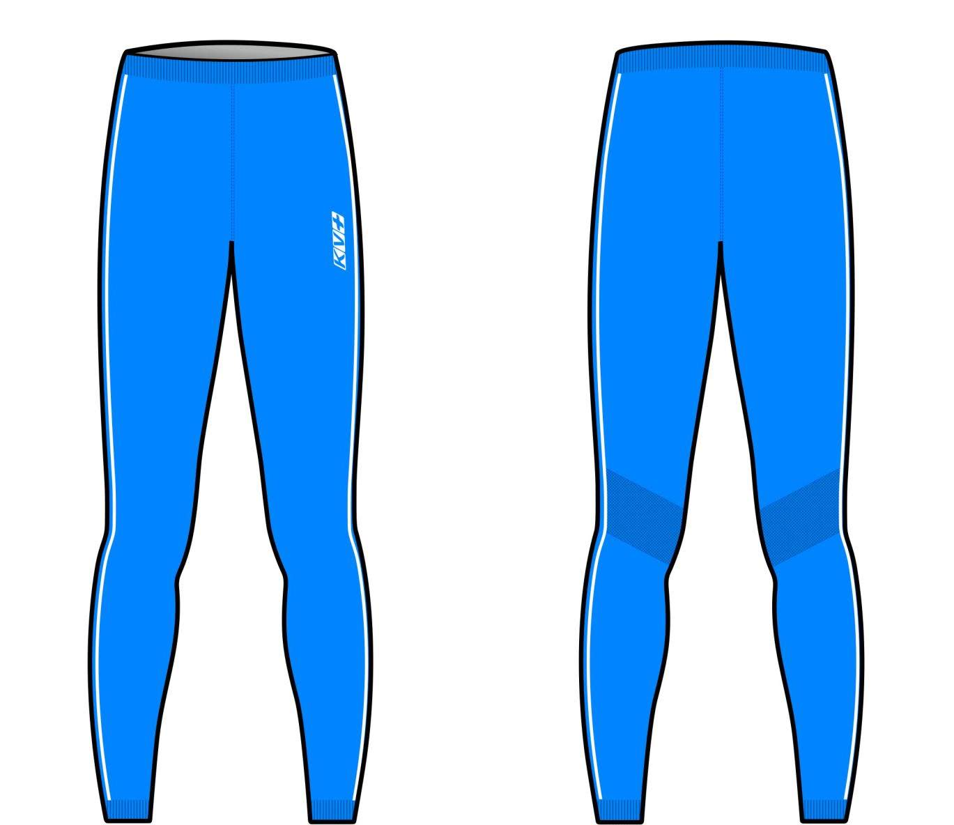 Seamless Light Weight Base Layer Pants