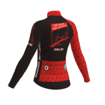 Women's Continental Jersey Back Long-sleeved